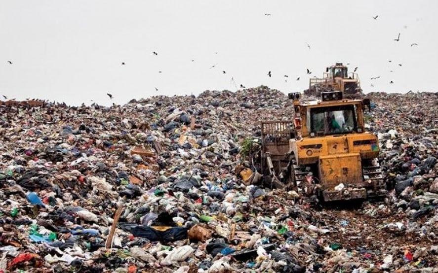 Importación de basura tóxica