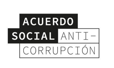 Acuerdo social Anti Corrupción